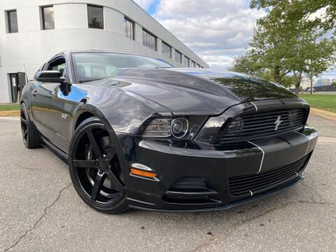 2013 Ford Mustang for sale at JerseyMotorsInc.com in Teterboro NJ