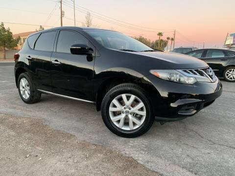 2012 Nissan Murano for sale at Boktor Motors in Las Vegas NV
