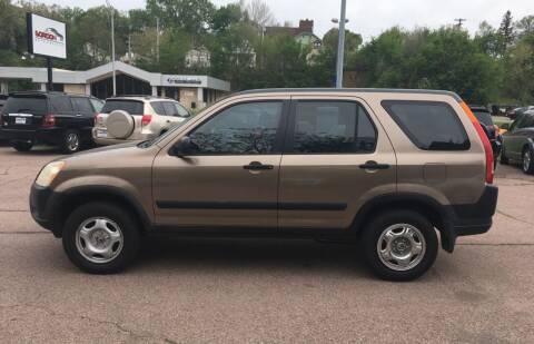 2004 Honda CR-V for sale at Gordon Auto Sales LLC in Sioux City IA