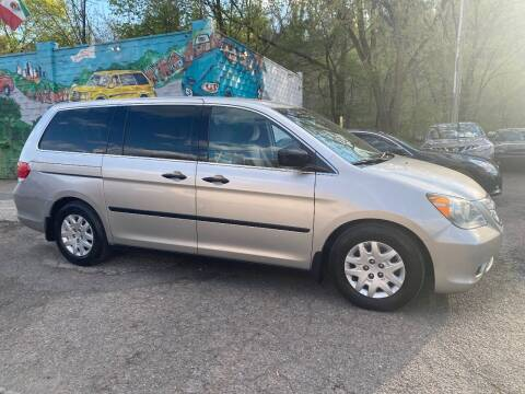 2008 Honda Odyssey for sale at Showcase Motors in Pittsburgh PA