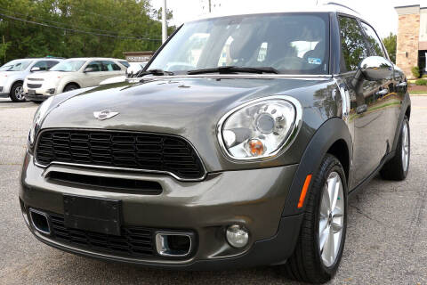 2014 MINI Countryman for sale at Prime Auto Sales LLC in Virginia Beach VA