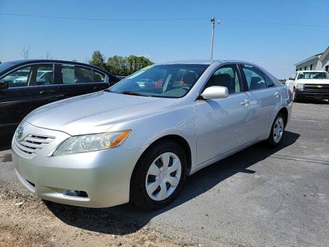 2009 Toyota Camry for sale at Pack's Peak Auto in Hillsboro OH