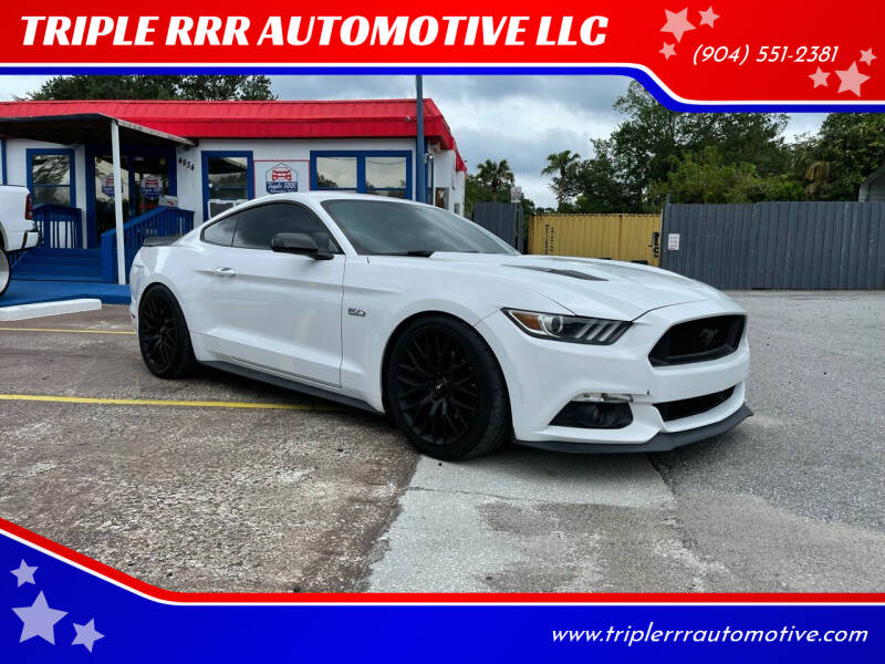 2015 Ford Mustang for sale in Jacksonville, FL