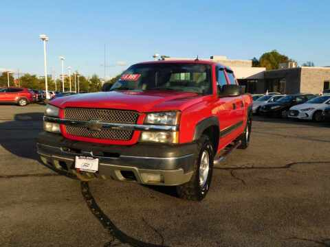 2004 Chevrolet Silverado 1500 for sale at Paniagua Auto Mall in Dalton GA