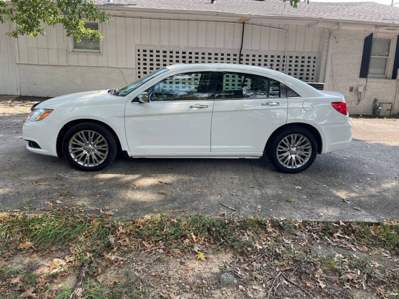 2012 Chrysler 200 for sale at Bo Bowlin Automotive in Loganville GA