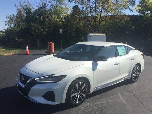 2021 Nissan Maxima for sale in Hilliard, OH