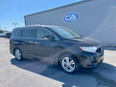 2013 Nissan Quest for sale at City Auto in Murfreesboro TN