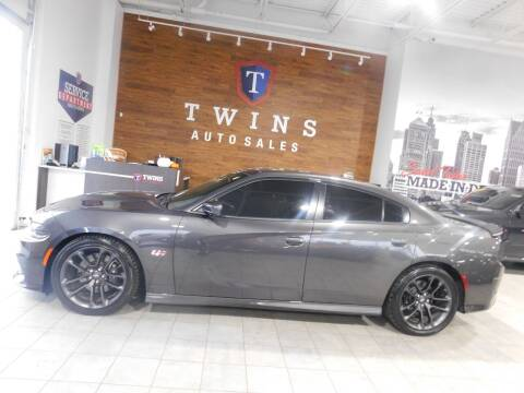 2020 Dodge Charger for sale at Twins Auto Sales Inc Redford 1 in Redford MI