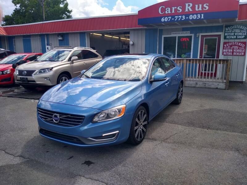2014 Volvo S60 for sale at Cars R Us in Binghamton NY