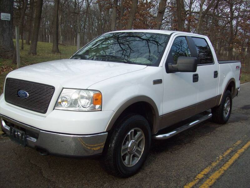 2006 Ford F-150 for sale at Edgewater of Mundelein Inc in Wauconda IL