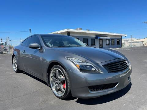 2010 Infiniti G37 Coupe for sale at Approved Autos in Sacramento CA