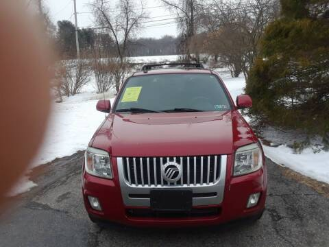 2010 Mercury Mariner for sale at Dun Rite Car Sales in Downingtown PA
