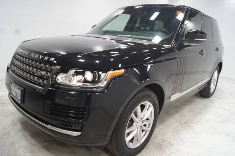 2015 Land Rover Range Rover for sale at Sacramento Luxury Motors in Carmichael CA