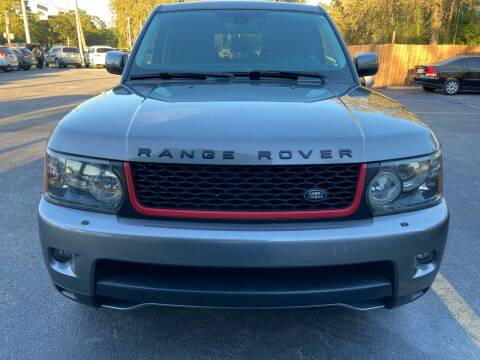 2011 Land Rover Range Rover Sport for sale at QUALITY PREOWNED AUTO in Houston TX