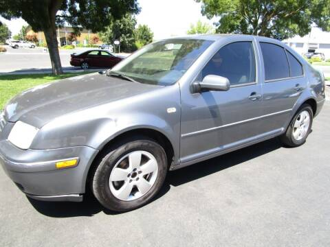 2004 Volkswagen Jetta for sale at KM MOTOR CARS in Modesto CA