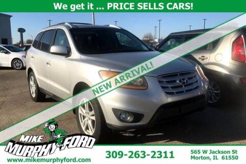 2011 Hyundai Santa Fe for sale at Mike Murphy Ford in Morton IL