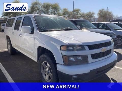 2009 Chevrolet Colorado for sale at Sands Chevrolet in Surprise AZ