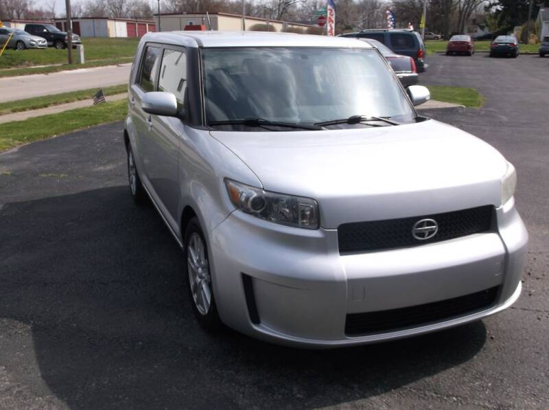 2010 Scion xB for sale at Straight Line Motors LLC in Fort Wayne IN