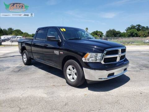 2019 RAM Ram Pickup 1500 Classic for sale at GATOR'S IMPORT SUPERSTORE in Melbourne FL