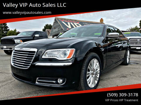 2014 Chrysler 300 for sale at Valley VIP Auto Sales LLC - Valley VIP Auto Sales - E Sprague in Spokane Valley WA