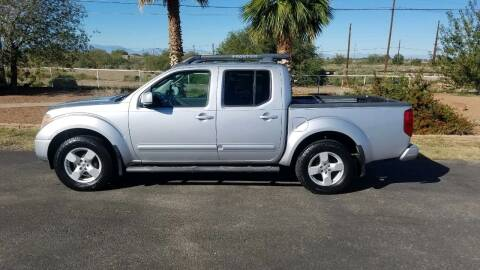 2006 Nissan Frontier for sale at Ryan Richardson Motor Company in Alamogordo NM