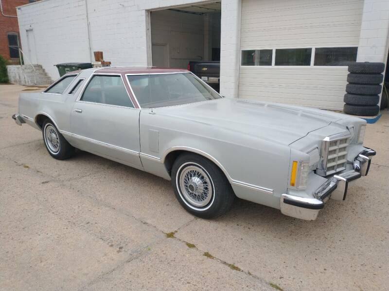 1978 Ford Thunderbird for sale at Apex Auto Sales in Coldwater KS