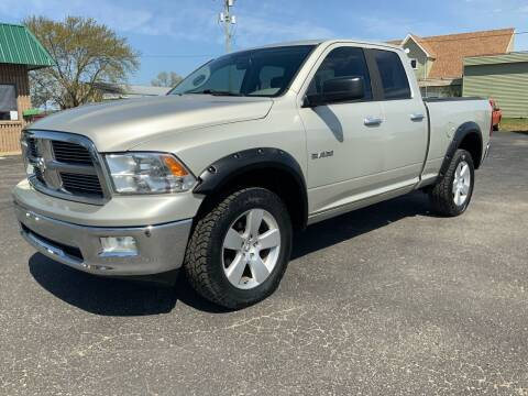 2010 Dodge Ram Pickup 1500 for sale at Stein Motors Inc in Traverse City MI