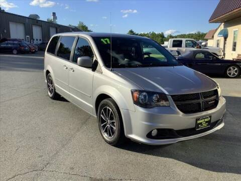 2017 Dodge Grand Caravan for sale at SHAKER VALLEY AUTO SALES in Enfield NH
