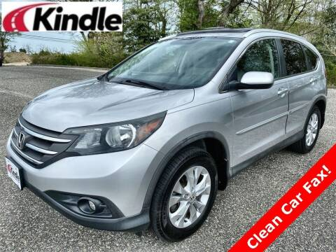 2014 Honda CR-V for sale at Kindle Auto Plaza in Middle Township NJ
