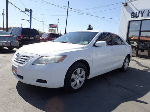2007 Toyota Camry for sale at Tommy's 9th Street Auto Sales in Walla Walla WA
