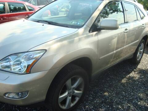 2004 Lexus RX 330 for sale at Branch Avenue Auto Auction in Clinton MD