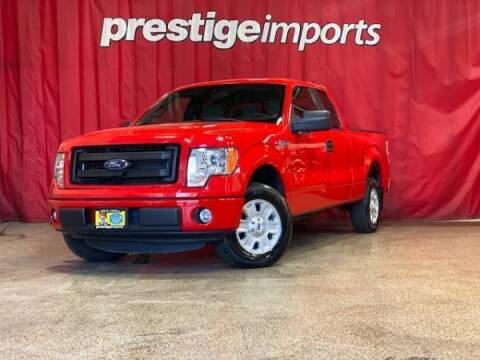 2013 Ford F-150 for sale at Prestige Imports in St Charles IL