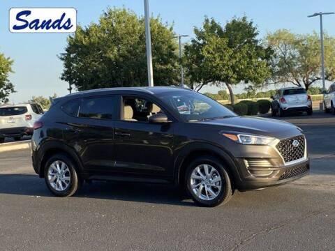 2020 Hyundai Tucson for sale at Sands Chevrolet in Surprise AZ