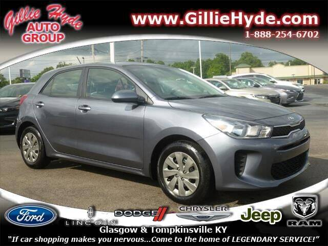 2019 Kia Rio 5-Door for sale at Gillie Hyde Auto Group in Glasgow KY