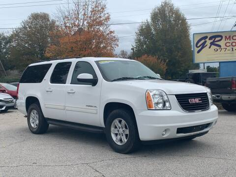 2013 GMC Yukon XL for sale at GR Motor Company in Garner NC