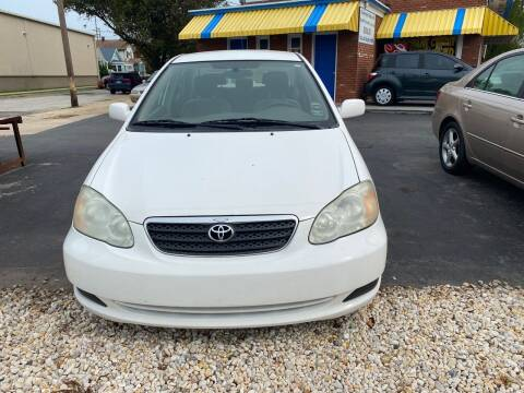 2005 Toyota Corolla for sale at Diamond Auto Sales in Pleasantville NJ