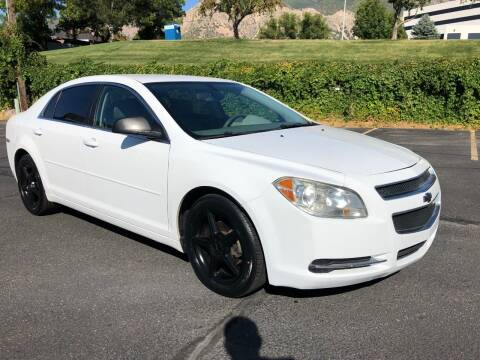 2009 Chevrolet Malibu for sale at DRIVE N BUY AUTO SALES in Ogden UT