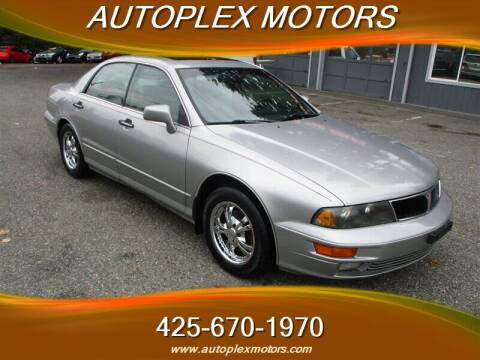 2001 Mitsubishi Diamante for sale at Autoplex Motors in Lynnwood WA