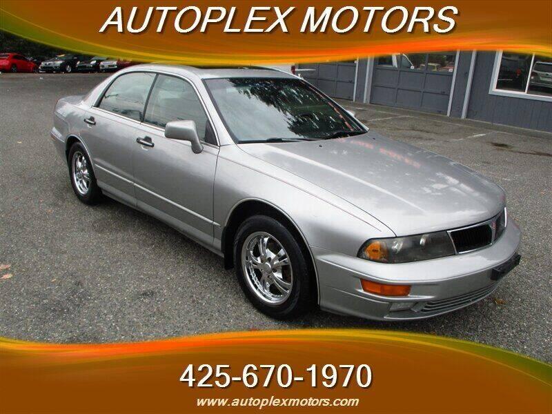 2001 Mitsubishi Diamante for sale at Autoplex Motors in Lynnwood WA