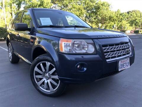 2008 Land Rover LR2 for sale at Stunning Auto in Sacramento CA