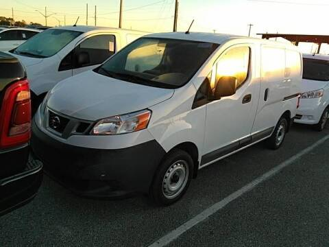 2016 Nissan NV200 for sale at Lone Star Auto Center in Spring TX