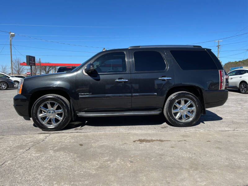 2012 GMC Yukon for sale at Smooth Solutions 2 LLC in Springdale AR