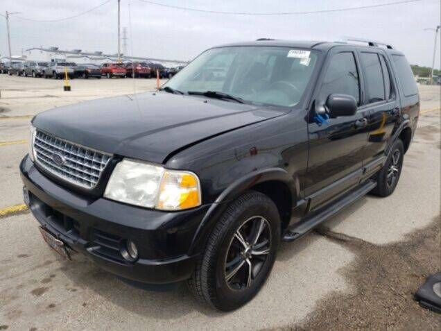 2003 Ford Explorer for sale at HW Used Car Sales LTD in Chicago IL
