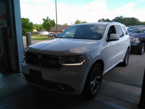 2016 Dodge Durango for sale at Smart Chevrolet in Madison NC