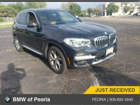 2020 BMW X3 for sale at BMW of Peoria in Peoria IL