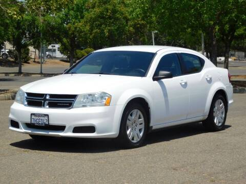 2011 Dodge Avenger for sale at General Auto Sales Corp in Sacramento CA