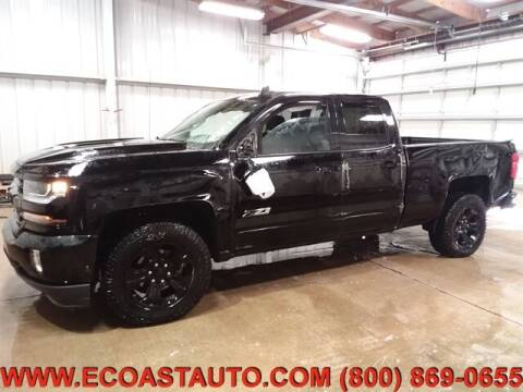 2017 Chevrolet Silverado 1500 for sale at East Coast Auto Source Inc. in Bedford VA