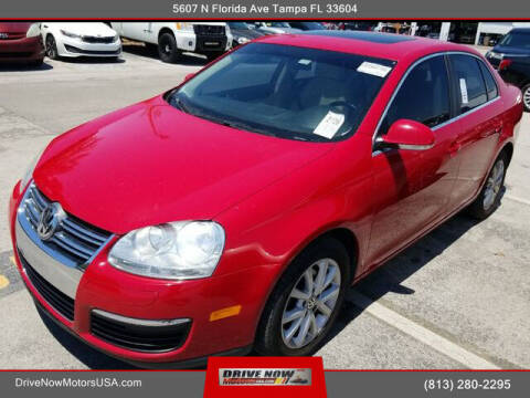 2010 Volkswagen Jetta for sale at Drive Now Motors USA in Tampa FL