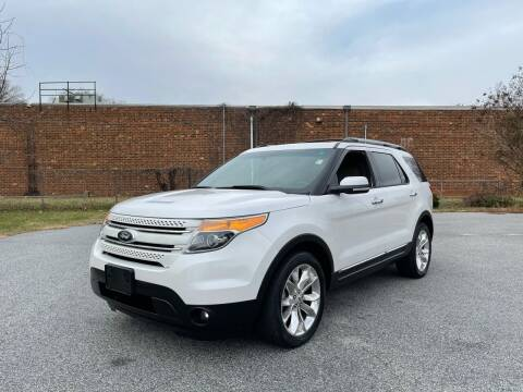 2013 Ford Explorer for sale at RoadLink Auto Sales in Greensboro NC
