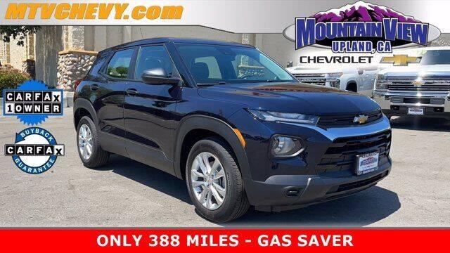 2021 Chevrolet TrailBlazer for sale in Upland, CA